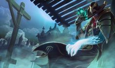 League of Legends item Underworld Twisted Fate at MOBAFire. League of Legends Premiere Strategy Build Guides and Tools. Lol League Of Legends, Twisted Fate Skins, Splash Art, How Ya Doin, Lol Champions, Legend Games, Fantasy, Underworld, Best Games