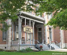Hamilton County Indiana | Hamilton County Museum of History in Noblesville, Indiana, a North ...
