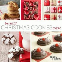 The best Christmas Cookies ever!