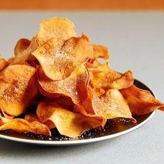 Édesburgony chips