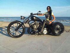 Nice trike ;)