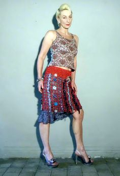 KissfishSue - Design Knitwear - traumhafte Strickpullover und Sommerstrickmodelle - Sue Schuh - Picasa-Webalben
