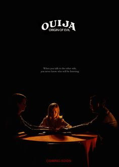 Poster Movie : Ouija Origin Of Evil Prod : Blumhouse distrib : Universal Picture Photographer by : justin lubin Design poster : Handykara