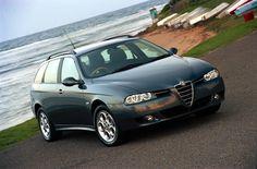 |Alfa Romeo |156 |sportwagon