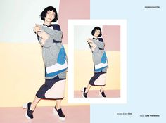 Stories Collective / Colour Panacea / photography David Titlow / styling…