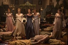 Jane Austen remastered: TheBurr Steers film is a horror spoof ofthe…