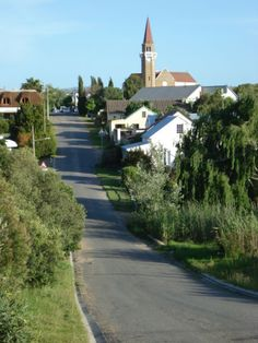 Stanford, South Africa, Gorgeous village