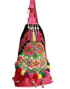 Ethnic style embroidered bag hand shoulder bag fashion handbags - Brought  to you by Avarsha. d5460663ace34