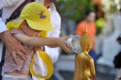 Happy #Songkran Day!  :) - #Thailand
