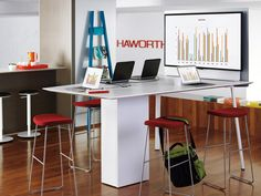 Haworth workware. Awesome new collaboration tool.