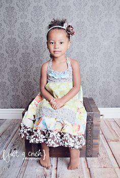 Dress Pattern PDF sewing patternThe Grace Apron by pinkpoodlebows, $6.00