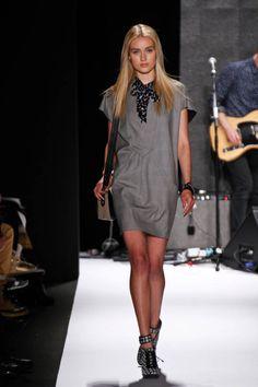 Rebecca Minkoff - Fall 2013 Ready-to-Wear Runway