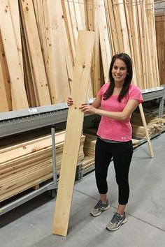Woodworking for Beginners: 6 Easy Tips to Get Started - Angela Marie Made - - A simple and quick guide to woodworking for beginners. Here are 6 easy tips you need to know to get started with woodworking and start building DIY furniture and projects!
