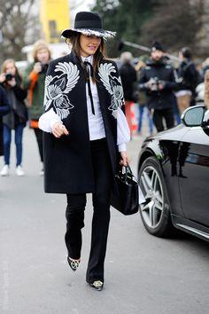 ugggh so good. Stella McCartey cape to die for. Paris.