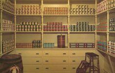 Butler's Pantry Biltmore Estate - Interior Photos