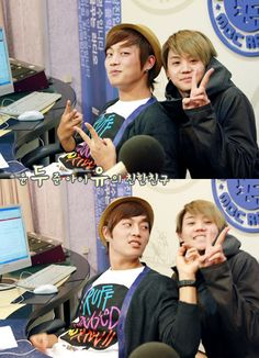 Doojoon & Yoseob photo