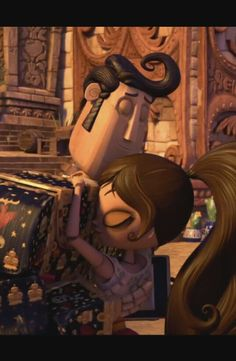 The Book of Life - Manolo and Maria