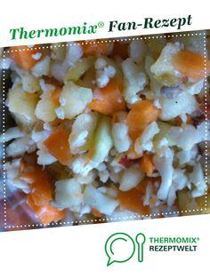 Blumenkohl Rohkostsalat von backbaer. Ein Thermomix ® Rezept aus der Kategorie Vorspeisen/Salate auf www.rezeptwelt.de, der Thermomix ® Community.