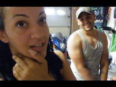 Les Muestro Mi Garaje y Cuando Eramos Novios #vlogs #family
