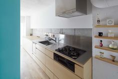 Flot bordplade! + | works | ninkipen![ニンキペン]一級建築士事務所