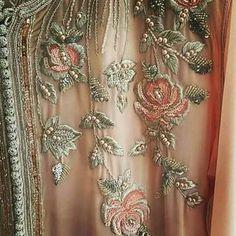 Persian Hauté Couture embellishment  الذوق الرفيع