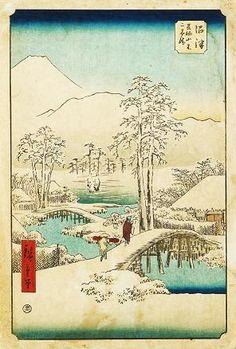 UKIYO-E. Stampe Giapponesi 700-800