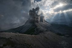 Towers of Heaven - A shot taken during my last workshop with Erin Babnik, in front of the majestic Tre Cime. Was a stormy afternoon that gave us great emotions from epic flashes of light during the late afternoon to a beautiful sunset in the evening. Would you like to capture beautiful landscapes like this one? Don't miss our upcoming workshop in the french Alps. Last weeks for booking!!! For info or contact www.enricofossati.it