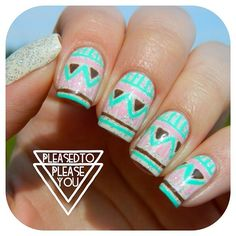 Instagram media by pleasedtopleaseyou #nail #nails #nailart