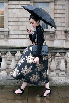 Rainy Day Must-Haves - Rain Accessories, Umbrellas, Boots - Elle