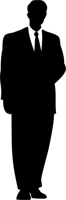 Quickly and easily create a fun and unique design on walls anywhere you desire with our Business Man Silhouette Painting Stencil!