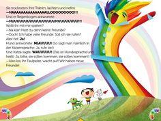 Kunterbunt | iPad Kinderbuch App