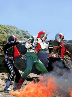 Japanese Superheroes, Showa Era, Kamen Rider, Deadpool, Movie Tv, Tv Series, Nostalgia, Comics, Fictional Characters
