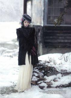 Jay Shin for Vogue Korea January 2010