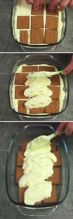 Cooking Cake, Cooking Recipes, Sweet Desserts, Sweet Recipes, Spanish Desserts, Pastry Cake, Tiramisu, Desert Recipes, Chocolate Recipes