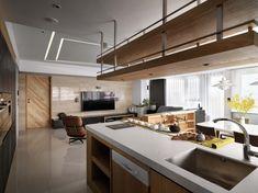 Galeria de Apartamento da Jade / Ryan Lai Architects - 13