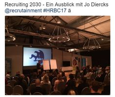 Wie sieht das Recruiting 2030 aus? Blick in die Glaskugel. Oder mehr?