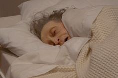 ron mueck old woman in bed - Google Search