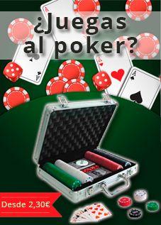 ¿Juegas al poker?