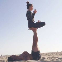 Le yoga en couple