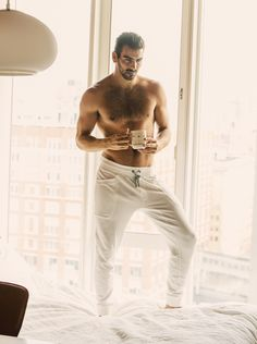 nyleantm: Nyle DiMarco for 2(X)IST. Photography: Tate Tullier. Tonight Nyle DiMarco walks for 2(X)IST celebrating their 25 years. Tune in Live on Periscope to watch the 2XIST Fashion Show at 7PM EST.