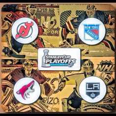 The NHL Conference Finals are here!