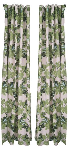 Peter Dunham Fig Leaf Drapery from Amber Interiors