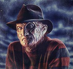 Freddy Krueger by G-10gian82.deviantart.com