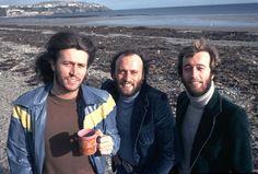 Barry, Robin, & Maurice Gibb.