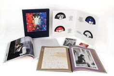 Paul McCartney - Tug Of War: Deluxe Edition on Numbered 3CD + DVD + 2Books + Download Box Set