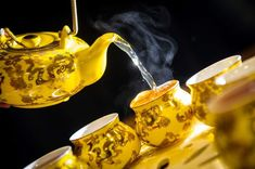 The Art and beauty of Chinese Tea. Photo posted by Sifu Derek Frearson Chinese Tea, Ancient China, Moscow Mule Mugs, Tableware, Beauty, Art, Art Background, Dinnerware, Tablewares