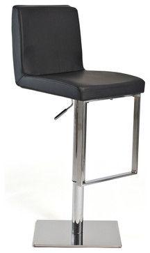 Ryland Barstool - modern - bar stools and counter stools - Inmod