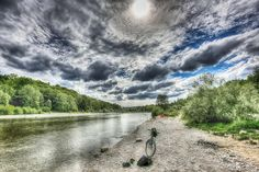 Shot with Canon 5D Mark III at Bavarian River Isar in Munich.