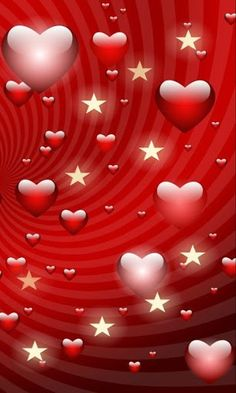 """Hearts and Stars Glittering"" from www.appszoom.com  Also found on https://www.pinterest.com/mombhm/heart-gallery/"