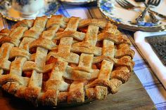 Perfect Peach Pie | A Garden for the House